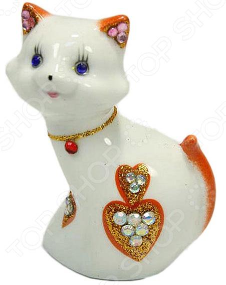 Фигурка декоративная Lefard «Кошка» 101-201