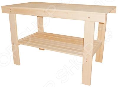 Стол с полкой Банные штучки 32439 Банные штучки - артикул: 1841161