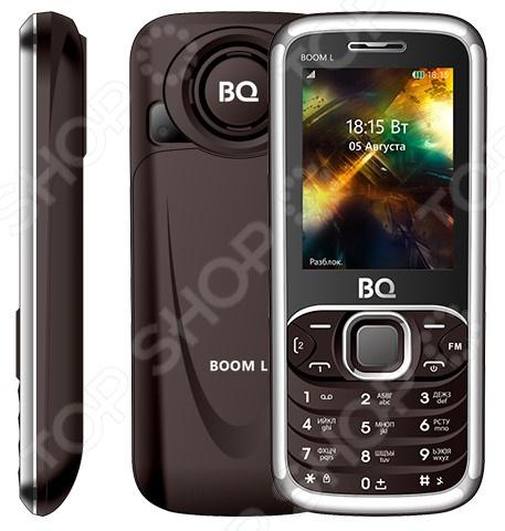 Мобильный телефон BQ 2427 Boom L телефон мобильный bq boom l