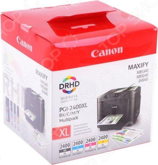 Картридж струйный Canon PGI-2400XL цена