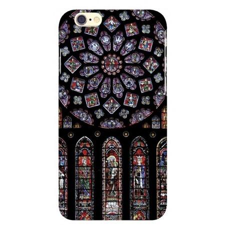 Купить Чехол для IPhone 6 Mitya Veselkov «Витраж на темном»