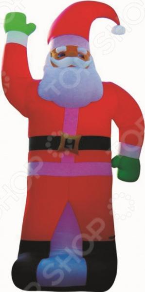 Фигура 3D надувная Neon-Night «Дед Мороз»