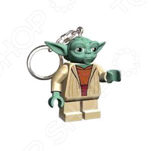 Брелок-фонарик LEGO Yoda