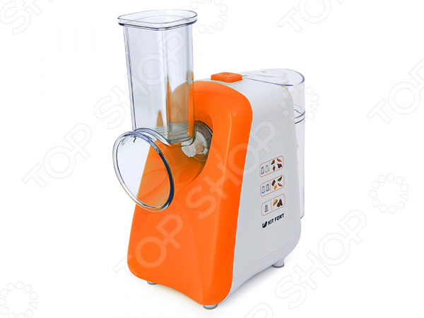 Измельчитель KITFORT KT-1318 Измельчитель KITFORT KT-1318-2 /Оранжевый