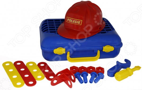 Игровой набор для мальчика Полесье «Механик»
