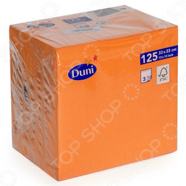 Салфетки бумажные Duni 149111