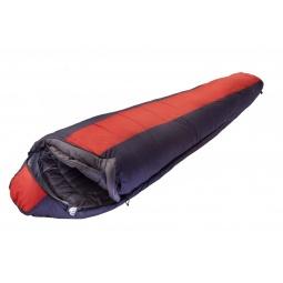 Спальный мешок Trek Planet Bergen. Цвет: черный, красный