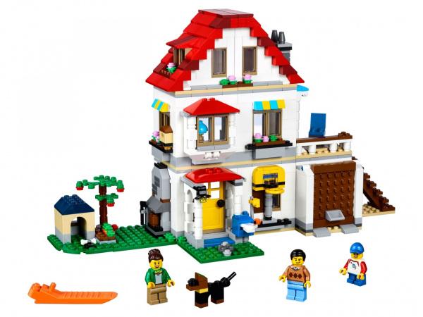 Конструктор игровой LEGO Creator «Загородный дом»