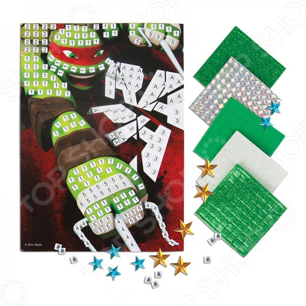 Мозаика по номерам Kuso «Рафаэль»