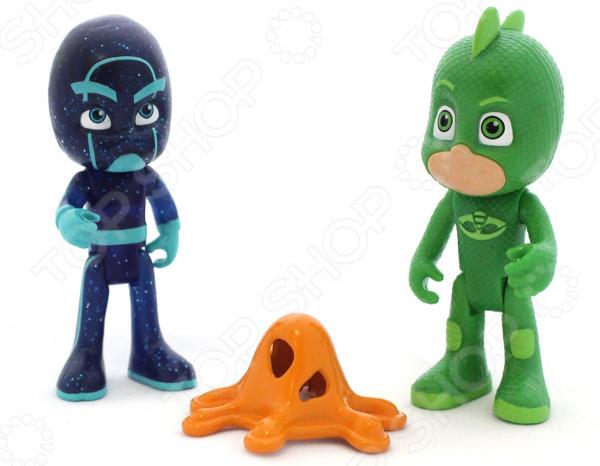 Набор фигурок игрушечных PJ Masks «Гекко и Ниндзя»