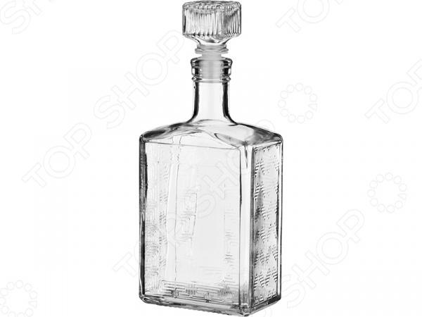 Графин «Лабиринт» 384-122 графин 500мл д водки стекло