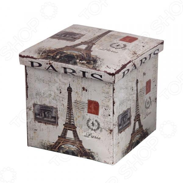 Пуф-короб для хранения Miolla Paris Miolla - артикул: 1699837