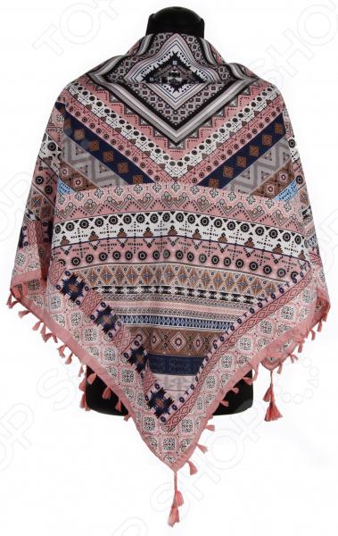 Платок Bona Ventura PL.XL-H.Pr.13 недорогой платок на шею для женщин
