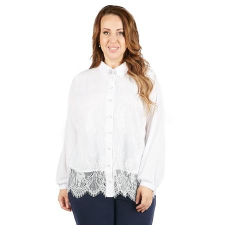 Купить Блуза Wisell «Белоснежная улыбка»