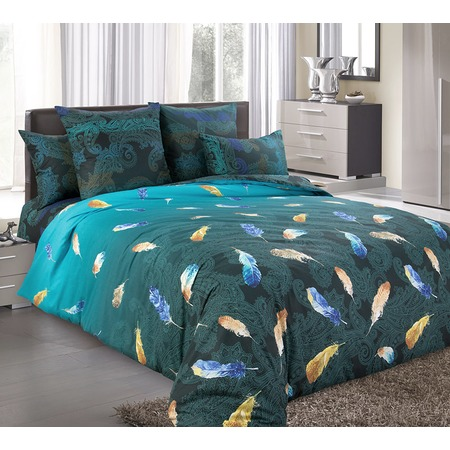 Купить Комплект постельного белья ТексДизайн «Дуновение». Тип ткани: перкаль