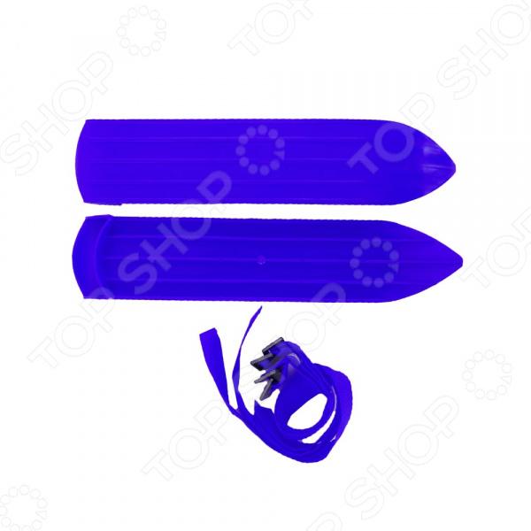 Мини-лыжи У638    /Синий