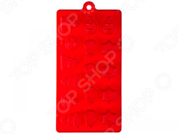 Форма для шоколада Agness 710-303