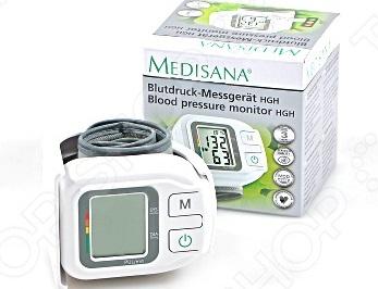 Тонометр автоматический на запястье Medisana HGH 4