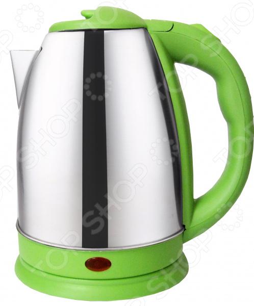 Чайник электрический «Радуга»  Возможность поворота на подставке на 360 C . Чайник прост удобен...