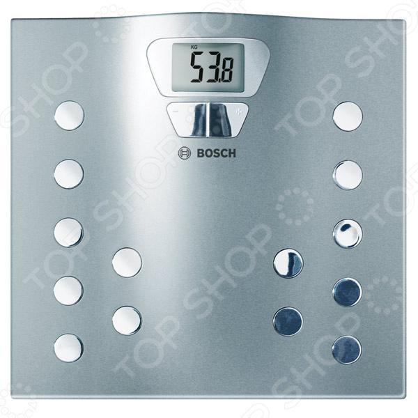 Весы Bosch PPW2250 интенсивный растворитель жира bosch 311297