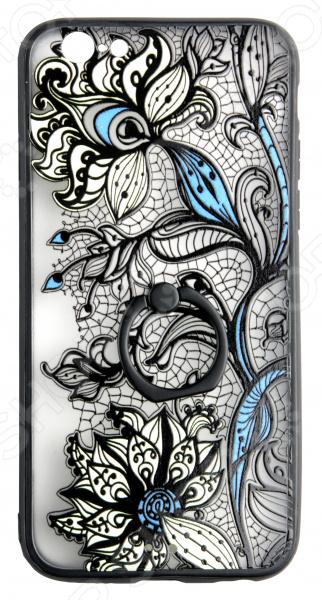 Накладка защитная для iPhone skinBOX Apple iPhone 6/iPhone 6S чехол накладка чехол накладка iphone 6 6s 4 7 lims sgp spigen стиль 1 580075