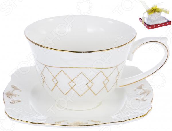 Чайная пара Balsford 101-12003 шорты женские love republic цвет черный 8254145704 50 размер 42