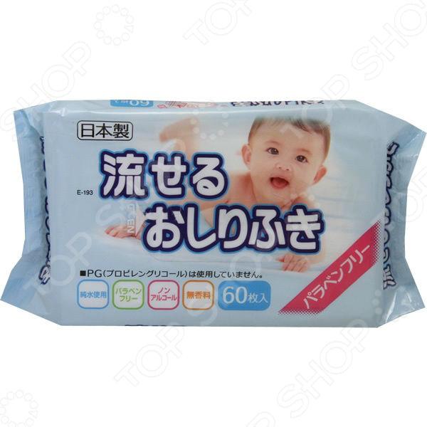 Салфетки влажные для малышей Iplus 4560319-041942N Салфетки влажные для малышей Iplus 4560319-041942N /