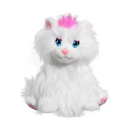 Купить Мягкая игрушка интерактивная Vivid Котенок «Принцесса Фиона»