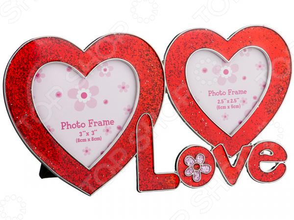 Фоторамка Love 363-087