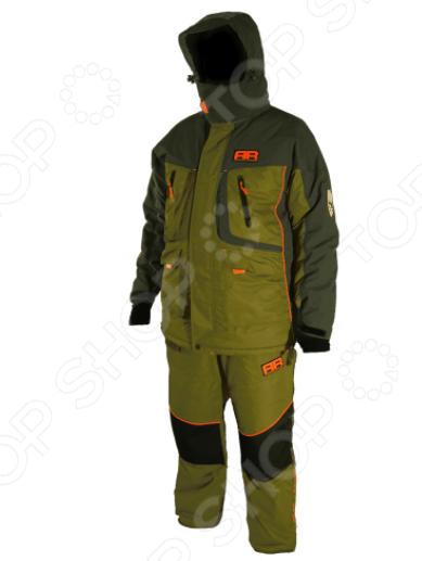 Костюм для рыбалки зимний Adrenalin Republic Rover -35. Цвет: зеленый, хаки Костюм для рыбалки зимний Adrenalin Republic Rover /