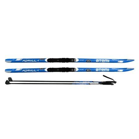Купить Комплект лыжный Atemi Formula 2014 STEP NNN