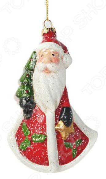 Елочное украшение Новогодняя сказка «Дед Мороз»