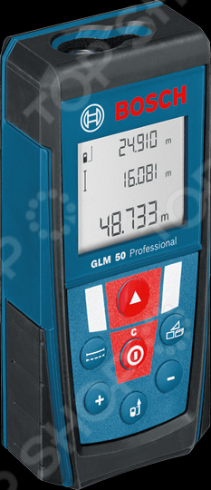Дальномер лазерный Bosch GLM 50 Prof лазерный дальномер bosch glm 40 prof