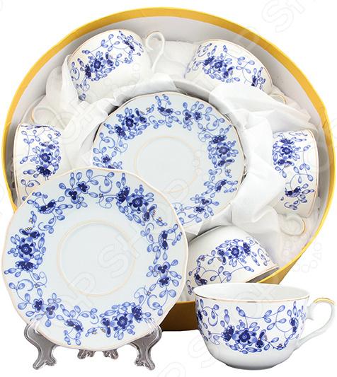 Чайный набор Elan Gallery «Шарм»