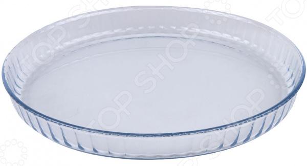 Форма для запекания Pomi d'Oro круглая форма для запекания calve круглая цвет желтый белый 150 мл