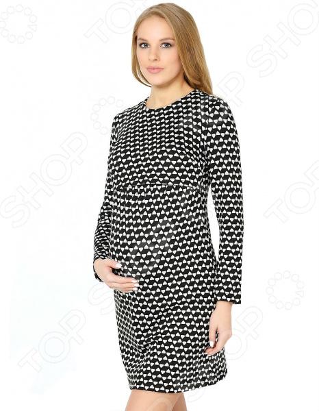 Платье для беременных и кормящих мам Nuova Vita 2150.04
