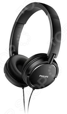 Наушники накладные Philips SHL5000/00 наушники philips shq3405bl 00 синие с микрофоном