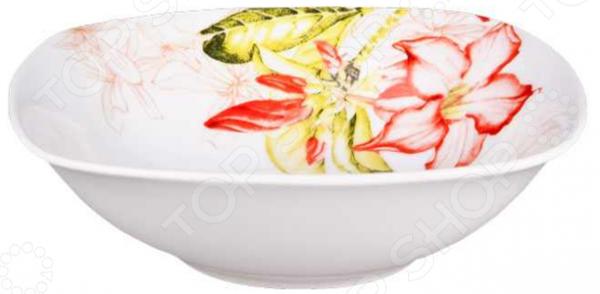 Тарелка суповая «Алиса»