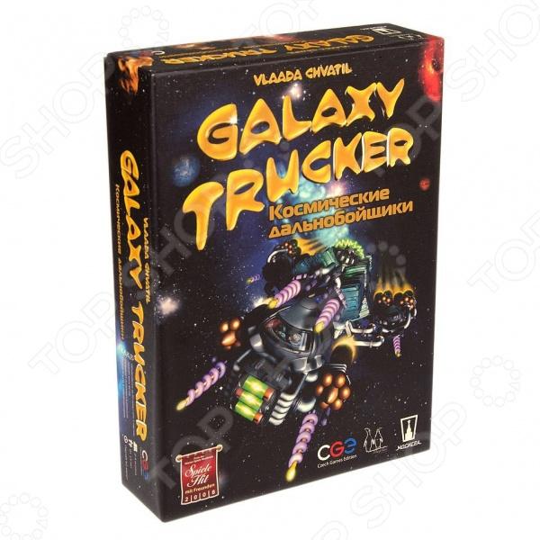 Игра настольная для компании Magellan «Космические дальнобойщики»