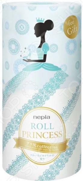 Туалетная бумага Nepia Roll Princess 615394 туалетная бумага regina деликатис
