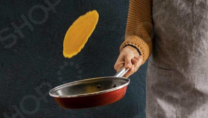 Набор сковород Delimano «Легенда 5 Звезд» 4
