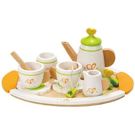 Купить Игровой набор для кухни Hape «Чайный сервиз для двоих»