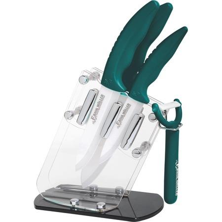 Купить Набор ножей на подставке Frank Moller FM-344