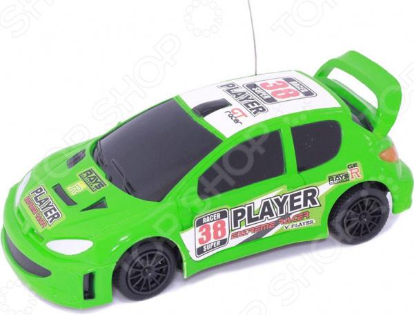 Машинка на радиоуправлении Taiko Player Extreme Racer цена