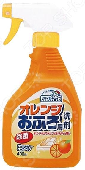 Средство для чистки ванн Mitsuei 050268 чистящее средство для унитаза bref сила актив с хлор компонентом 50г