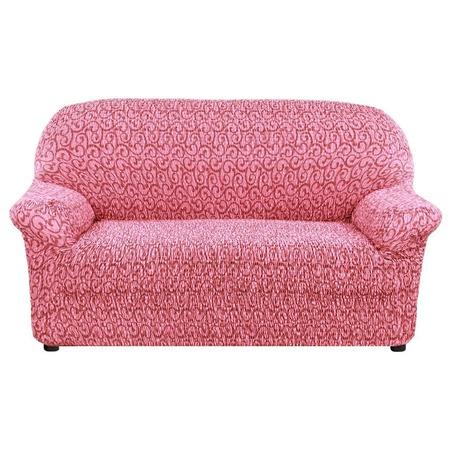 Купить Натяжной чехол на трехместный диван Еврочехол «Тела Безарро»