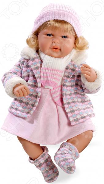 Кукла интерактивная Arias Elegance девочка в теплой курточке кукла интерактивная arias т58639