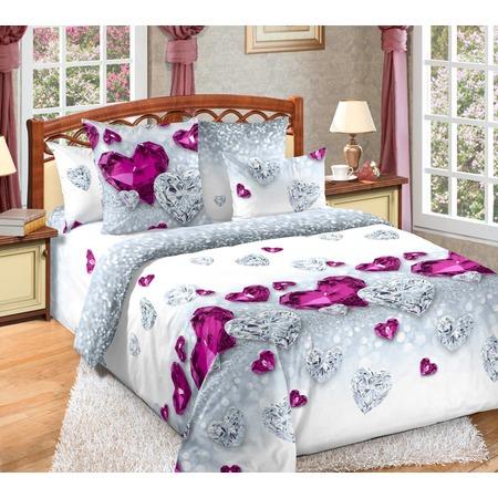 Купить Комплект постельного белья ТексДизайн «Драгоценность 2»