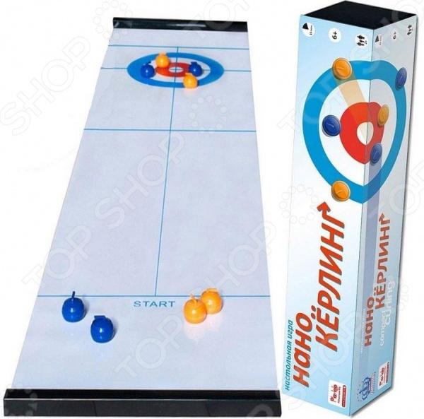 Игра спортивная PlayLab «Нано-Кёрлинг»