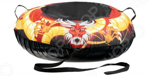 Ватрушка надувная Bradex «Золотой дракон»